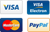 Payments we Accept